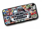 Koolart STICKERBOMB STYLE Design For Lancia Delta Integrale HF Hard Case Cover Fits Apple iPhone 6 & 6s